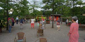 Probe im Sauerlandpark